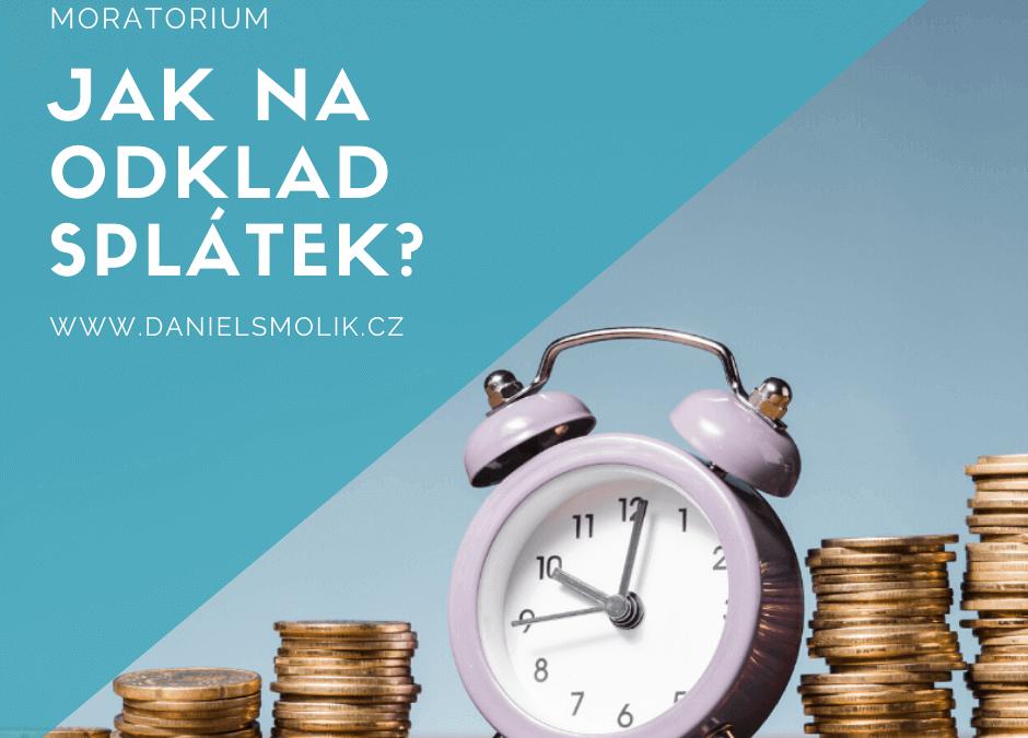 Kde a jak si požádat o odklad splátek v rámci moratoria? Připravil jsem vám přehledný článek, kde najdete i svou banku.